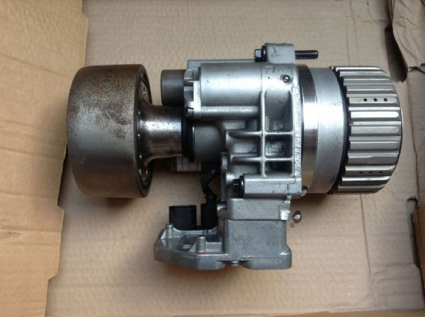 Freelander 2 Viscous Coupling